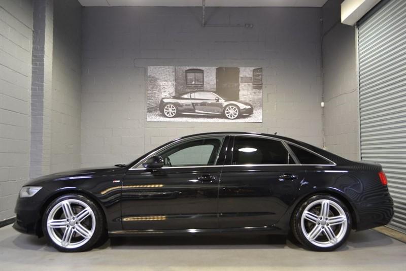 used Audi A6 TDI quattro 245 S Line. Nav+, Mem seats, 20s in buckinghamshire