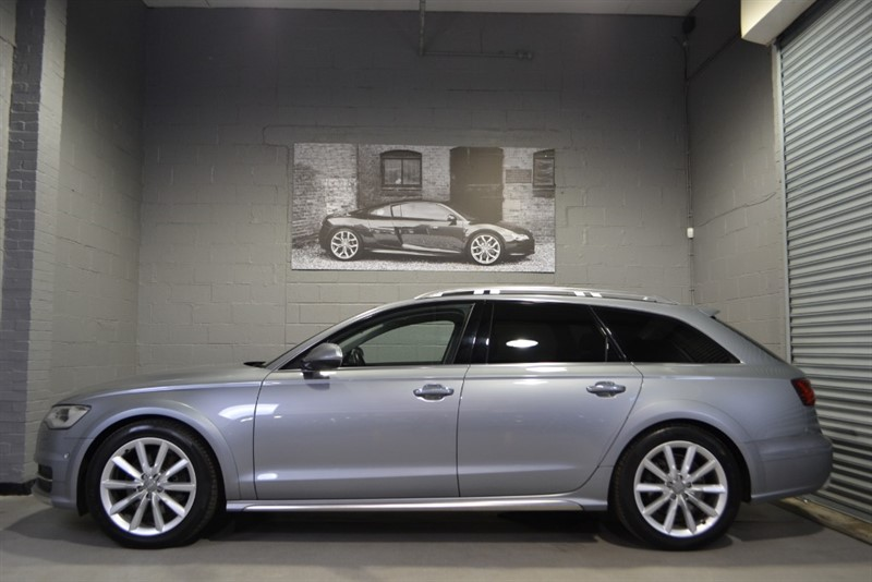 used Audi A6 allroad TDI quattro 272PS. Panoramic glass sunroof (facelift) in buckinghamshire