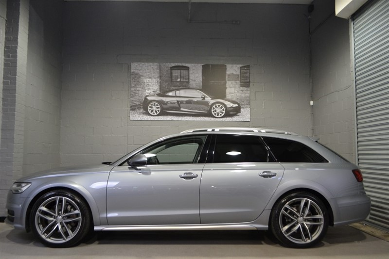 used Audi A6 allroad Allroad TDI 272 quattro Sport. Monster spec, read me! in buckinghamshire