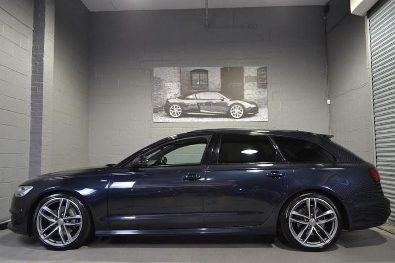 used Audi A6 Avant TDI quattro Black Edition 272PS. Camera, Bose, Navigation+ in buckinghamshire