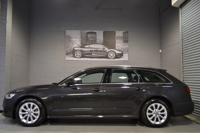 used Audi A6 Avant TDI quattro SE 272 S Tronic. Facelift, memory seats in buckinghamshire