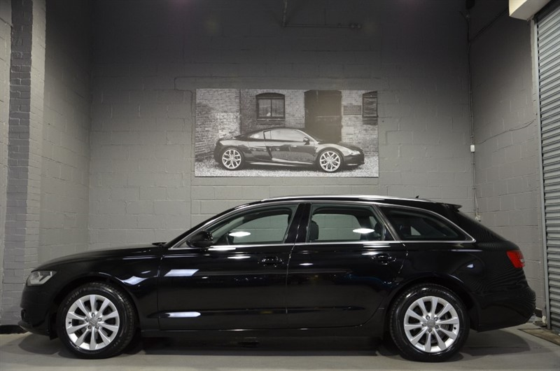 used Audi A6 Avant TDI SE 177. Leather & navigation in buckinghamshire