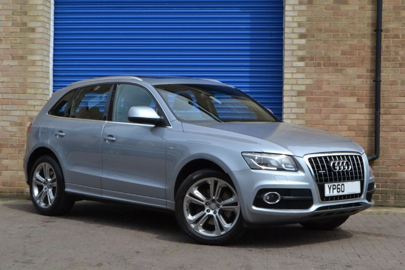 used Audi Q5 TDI quattro S Line Special Edition. Ultra low miles & high spec in buckinghamshire