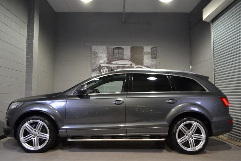 used Audi Q7 TDI quattro 245PS S Line Plus, Pan Sunroof! in buckinghamshire