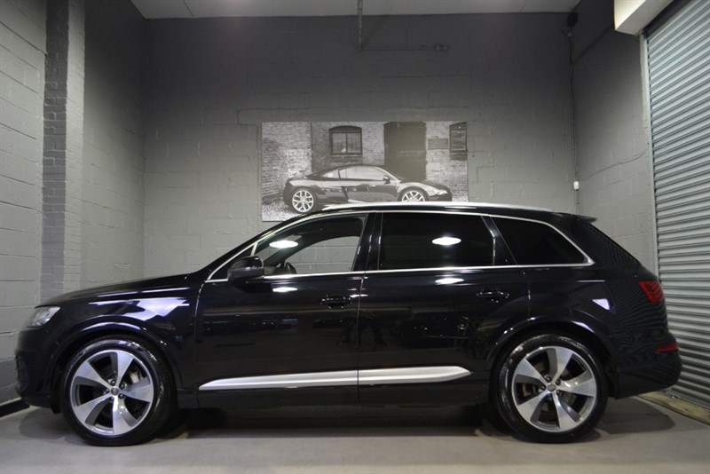 used Audi Q7 TDI quattro S Line 272. Awesome, over £11000 in extras! in buckinghamshire