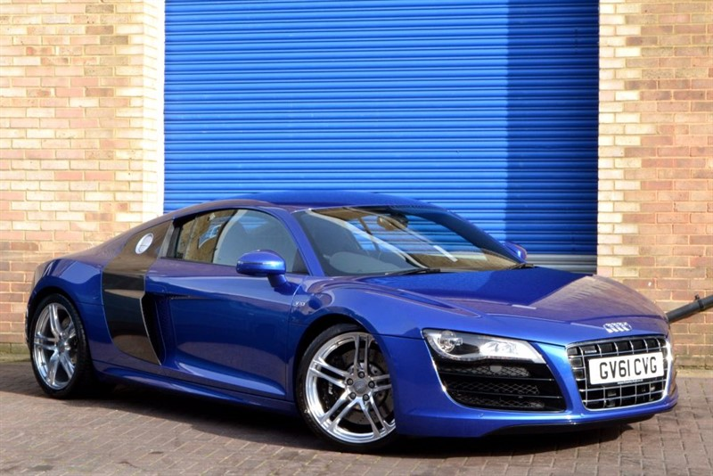 used Audi R8 FSI V10 quattro, Gorgeous 1 Owner High Spec, Rare 6 Speed Manual in buckinghamshire