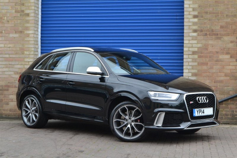 used Audi RS Q3 TFSI quattro 310PS. Pan roof, B&O, Electric seats in buckinghamshire