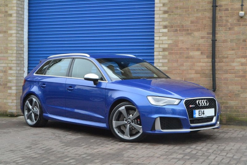 used Audi RS3 Sportback TFSI quattro 367PS. Mag-ride, Nav+, B&O in buckinghamshire