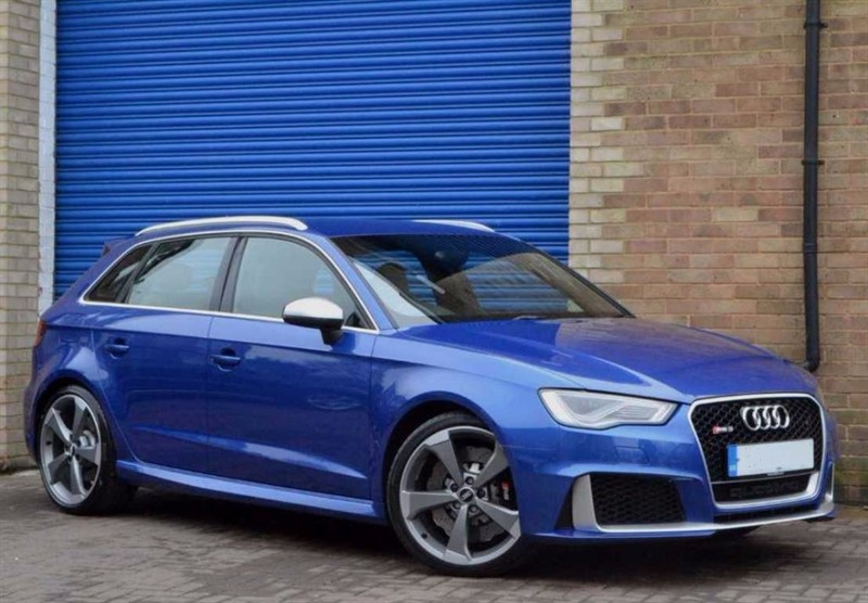 used Audi RS3 High specification cars wanted for stock in buckinghamshire
