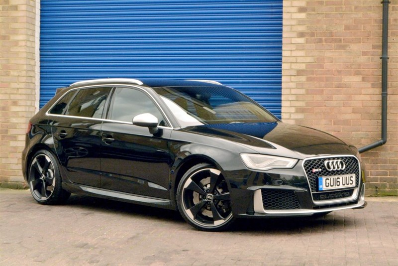 used Audi RS3 Sportback quattro 362PS, Dynamic Pack, Massive Spec! in buckinghamshire