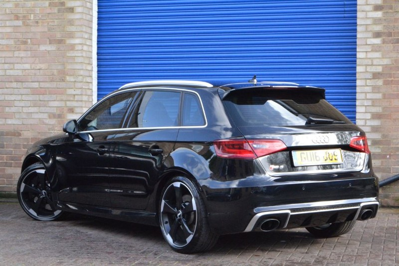 used panther black audi rs3 for sale buckinghamshire. Black Bedroom Furniture Sets. Home Design Ideas