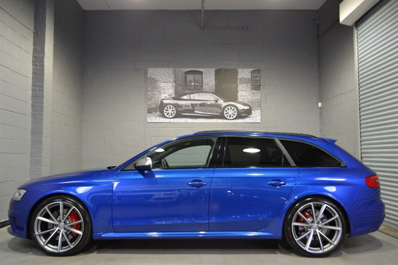 used Audi RS4 FSI quattro 450PS. The very best, virtually brand new. in buckinghamshire