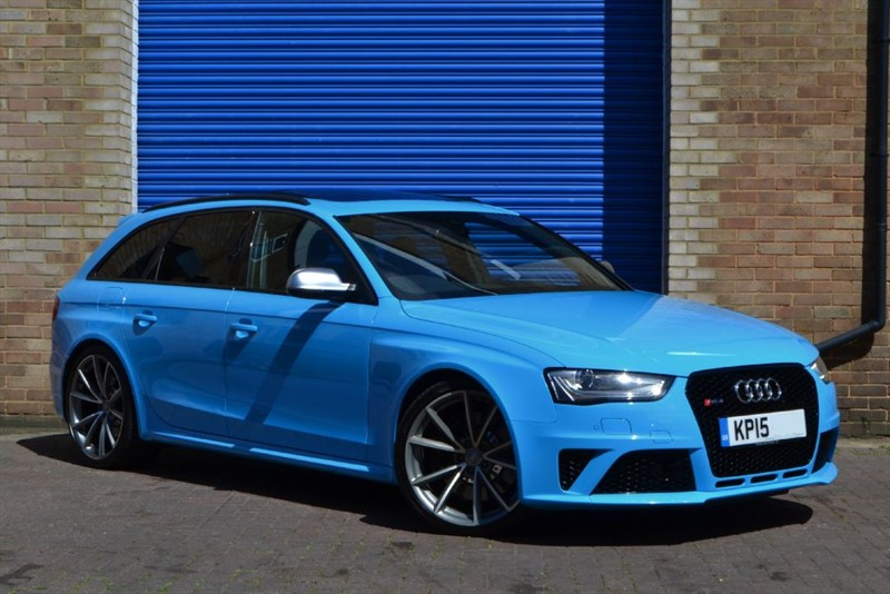 used Audi RS4 Avant FSI quattro 450PS. Sport pack, Assist pack, pan roof in buckinghamshire