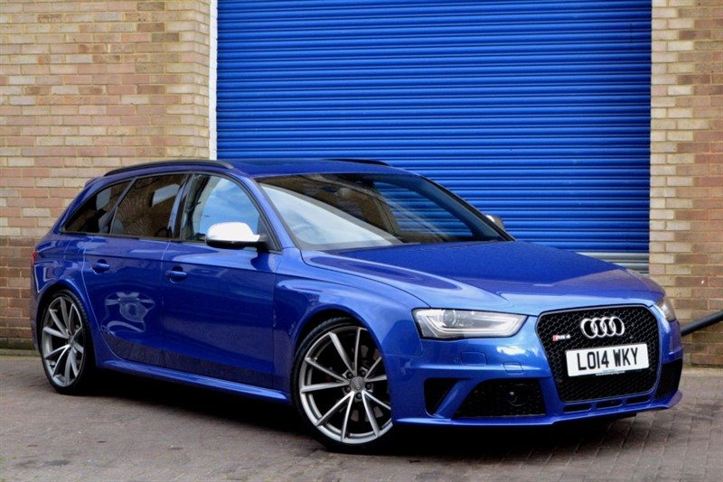 used Audi RS4 Avant FSI quattro 450PS, Almost every conceivable option! in buckinghamshire