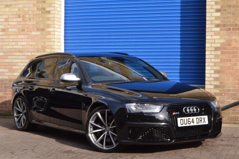 "used Audi RS4 Avant FSI quattro 450PS Black Styling, 20"" V Spokes One owner! in buckinghamshire"
