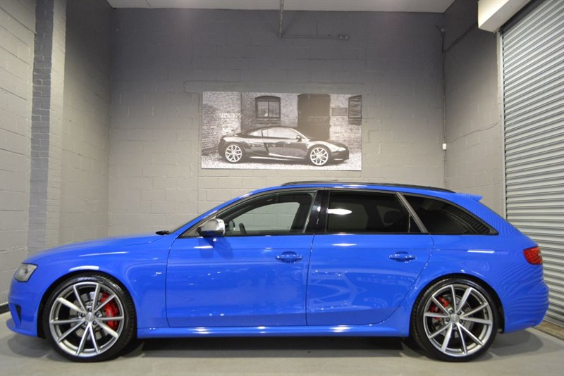 used Audi RS4 Avant FSI quattro 450PS. One of a kind, truly incredible! in buckinghamshire