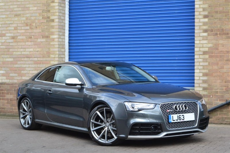 used Audi RS5 FSI quattro 450PS. 20s, B&O, Camera in buckinghamshire