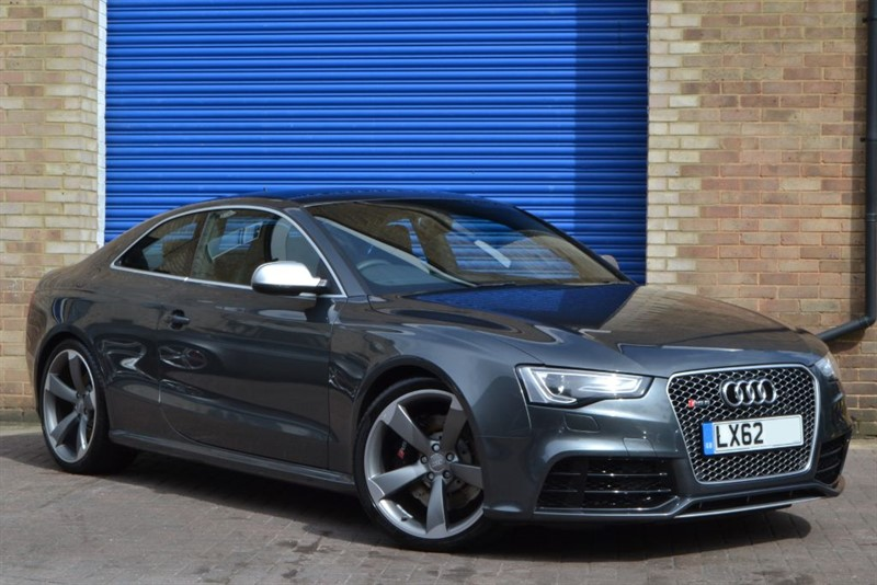 used Audi RS5 FSI quattro 450PS. Sport pack, Sunroof, Camera, B&O in buckinghamshire