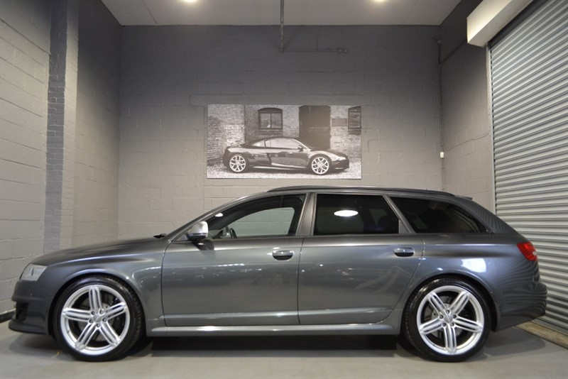 used Audi RS6 Avant Plus V10 TFSI quattro 580PS. Cherished, unmodified, superb! in buckinghamshire