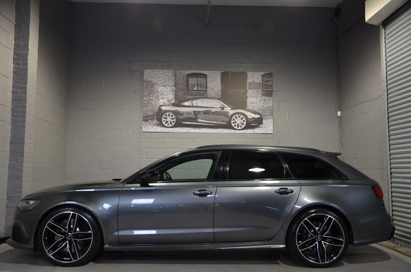 used Audi RS6 Avant TFSI quattro 560PS. Dynamic pack, Parking pack, Black styling in buckinghamshire