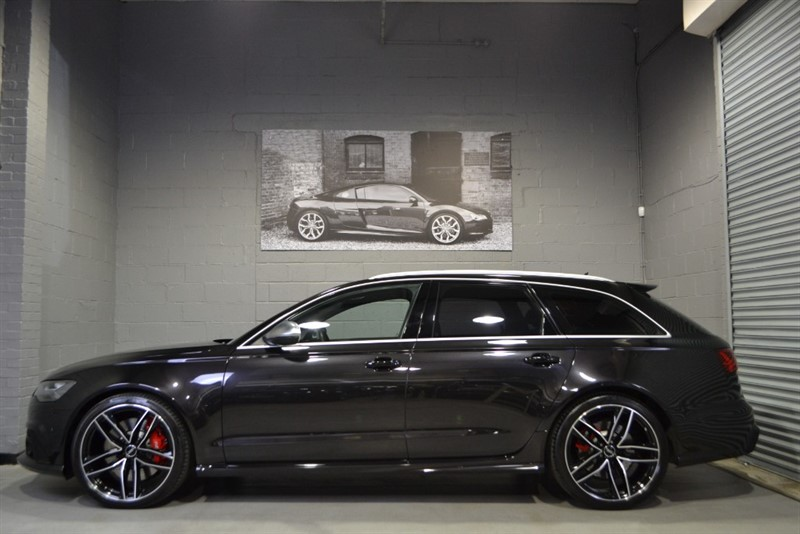 used Audi RS6 TFSI quattro 560PS. Dynamic, Park Advanced, & Assistance packs! in buckinghamshire
