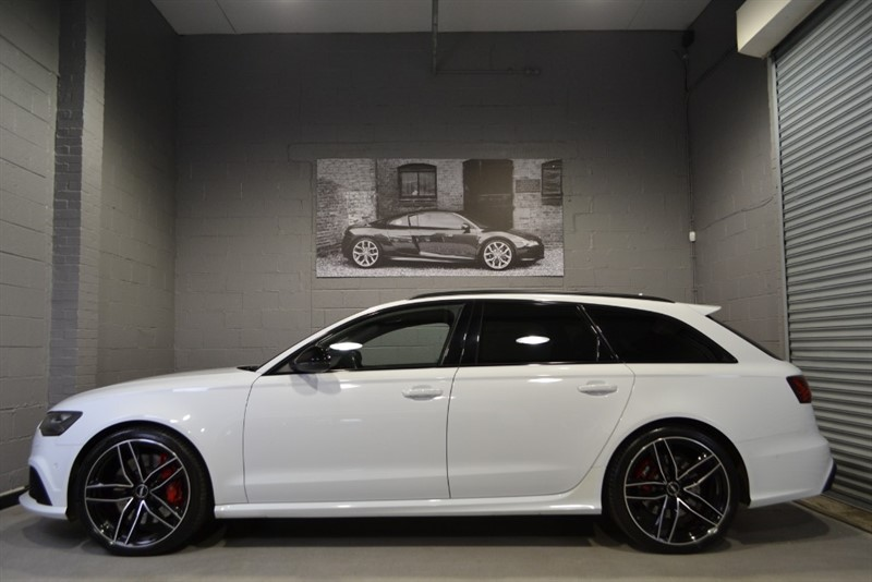 used Audi RS6 TFSI quattro 560PS, Pan Roof, Dynamic & Park Pack Advanced! in buckinghamshire