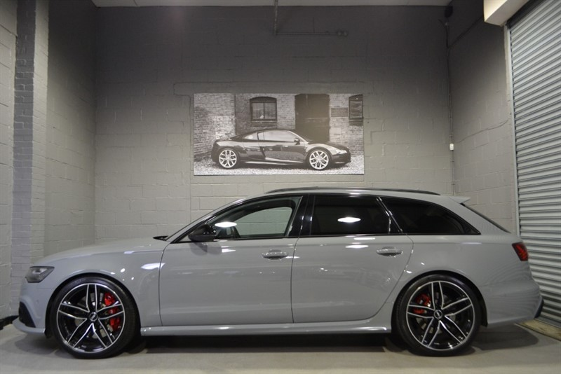 used Audi RS6 TFSI quattro 560PS. Nardo grey, loaded, absolutely superb! in buckinghamshire