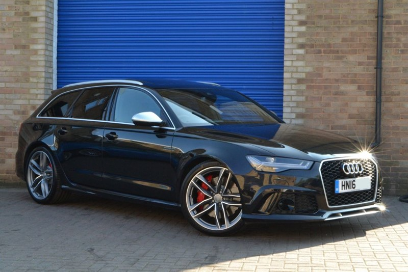 used Audi RS6 Avant WANTED TFSI quattro 560PS. Sport exhaust, Pan roof WANTED in buckinghamshire