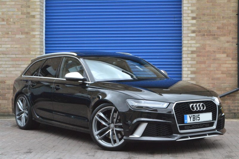 used Audi RS6 Avant TFSI quattro 560PS. Dynamic pack, Pan roof, Sport exhaust, 21s in buckinghamshire