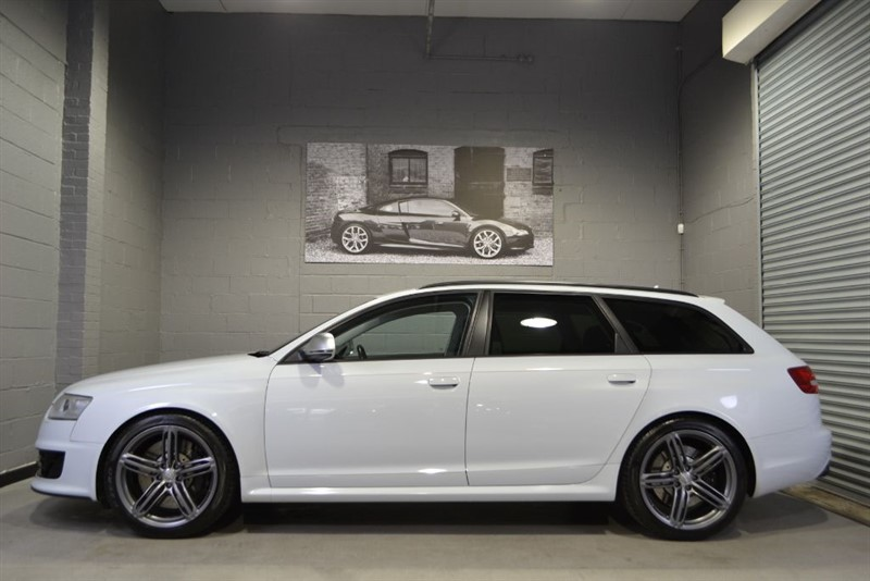 used Audi RS6 Avant Plus Exclusive Avant V10 TFSI quattro 580PS Facelift 152 of 500! in buckinghamshire