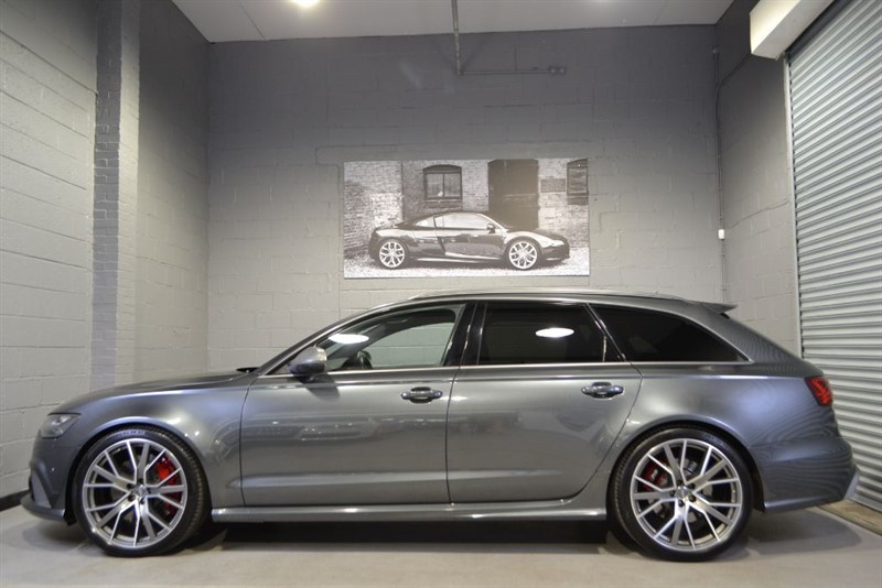 used Audi RS6 Avant TFSI quattro 605PS Plus Performance. Dynamic, Parking, and Assist packs! in buckinghamshire