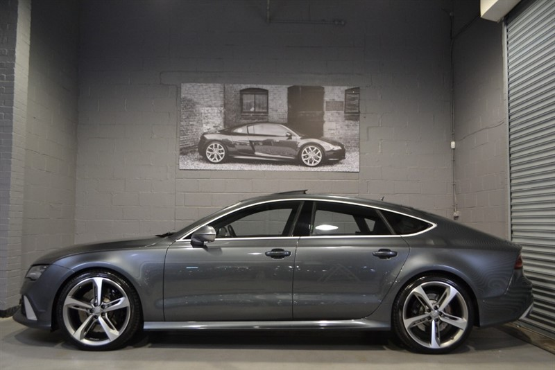 used Audi RS7 Sportback TFSI quattro 560PS. Dynamic and Assist packs. HUD, 21s in buckinghamshire