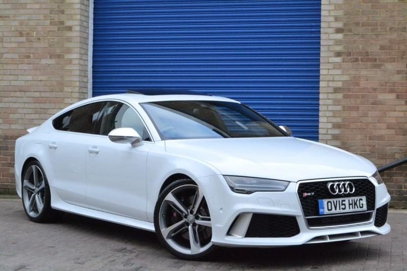 used Audi RS7 TFSI quattro 560PS, FACELIFT, Fabulous Spec! in buckinghamshire