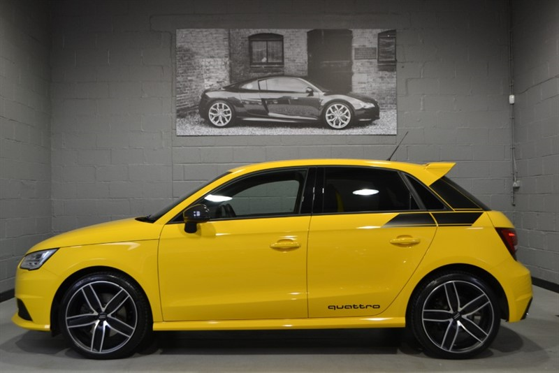 used Audi S1 Sportback TFSI quattro Competition 231. Absolutely stunning in buckinghamshire