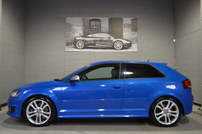 used Audi S3 TFSI quattro 265PS. Technology pack, comprehensive history in buckinghamshire