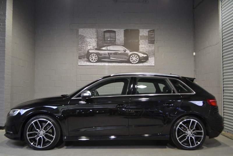 used Audi S3 Sportback TFSI quattro 310PS. Panoramic sunroof! in buckinghamshire
