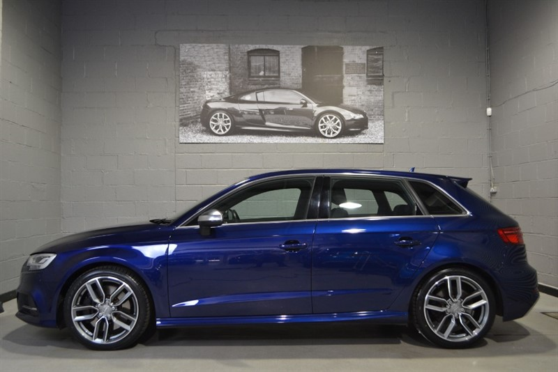 used Audi S3 Sportback TFSI quattro 310PS. Technology pack & more in buckinghamshire