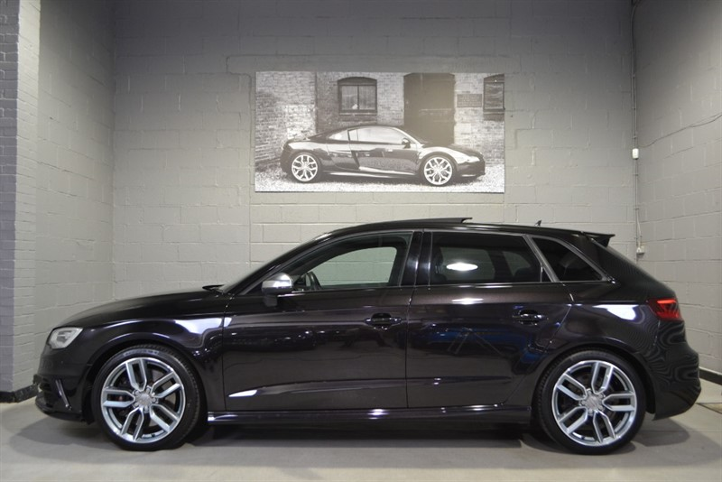 used Audi S3 Sportback TFSI quattro 300PS. Simply the best, virtually every option in buckinghamshire