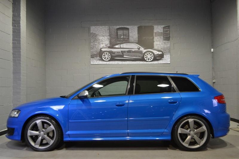 used Audi S3 Sportback TFSI quattro Black Edition 6 speed Manual, Technology Pack! in buckinghamshire