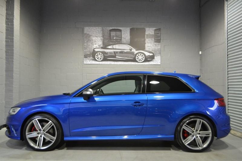 used Audi S3 TFSI quattro 300PS. 19s, Mag Ride, Super sport seats in buckinghamshire