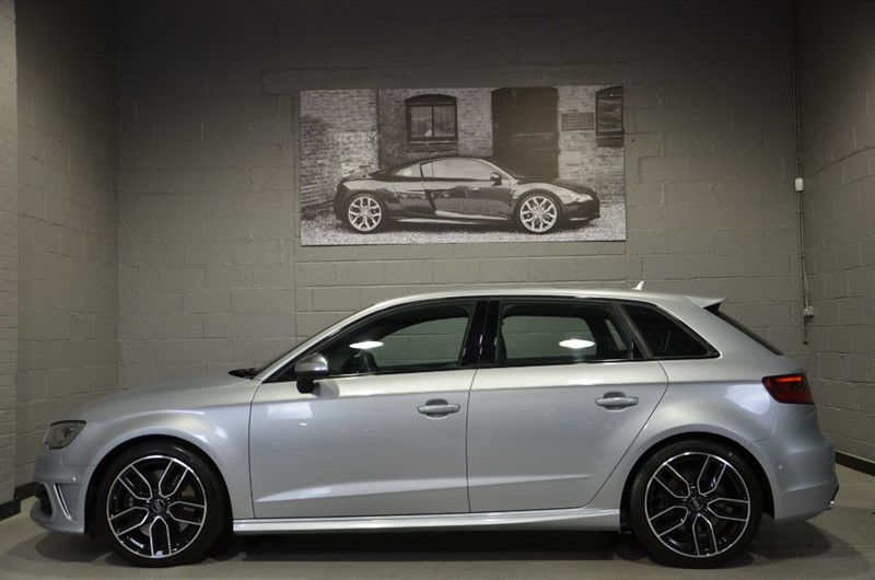 used Audi S3 Sportback TFSI quattro 300PS. Bang & Olufsen, Super sport seats in buckinghamshire
