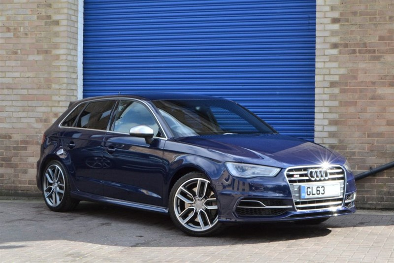 used Audi S3 Wanted Sportback TFSI quatro 300PS. WANTED in buckinghamshire