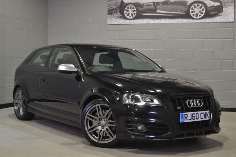 used Audi S3 TFSI quattro 265PS. Nav+ Sunroof Parking+ in buckinghamshire
