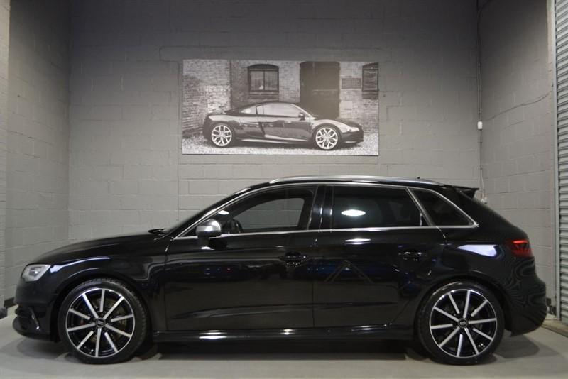 used Audi S3 Sportback TFSI quattro. Super sport seats, Nav+ in buckinghamshire