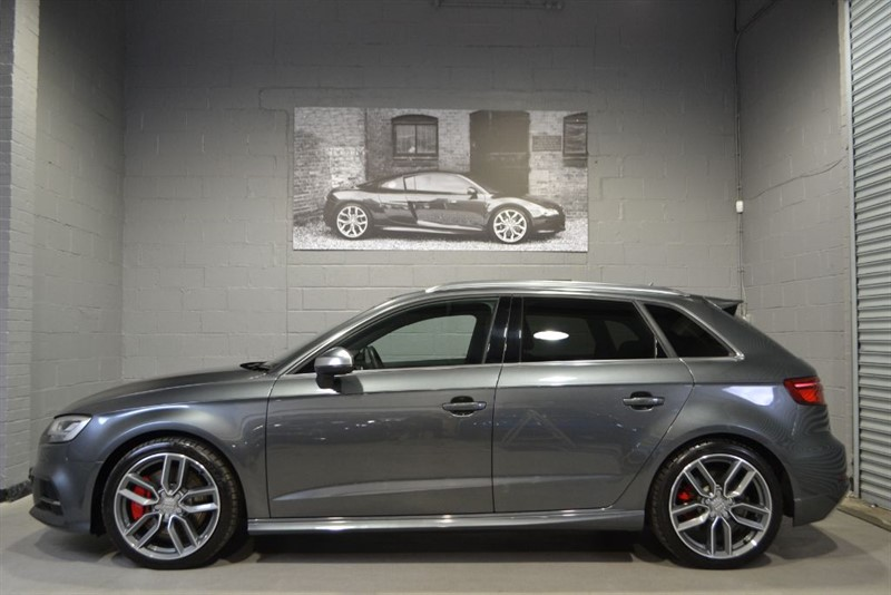used Audi S3 Sportback TFSi quattro 310. Pan roof, Camera, B+O in buckinghamshire