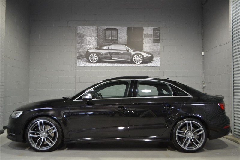 used Audi S3 Saloon TFSI quattro 310. Panoramic sunroof, Bang & Olufsen in buckinghamshire