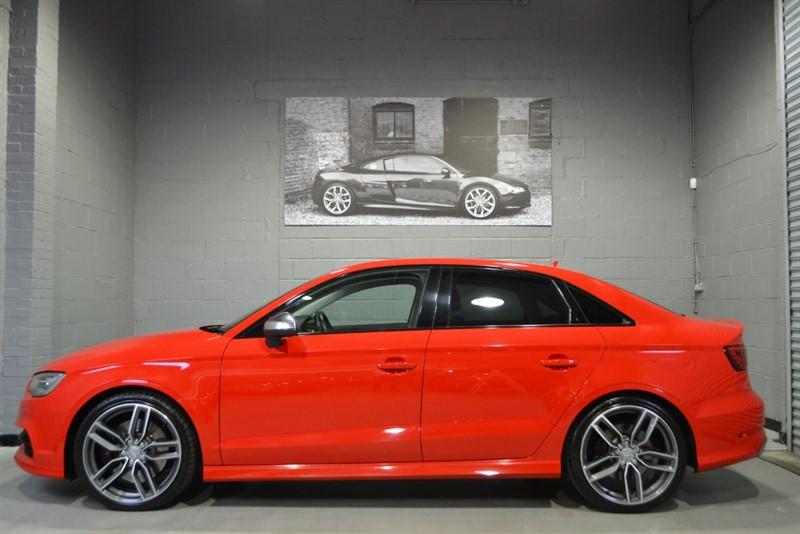 used Audi S3 TFSI quattro 300PS. Nav+, B&O, super condition in buckinghamshire