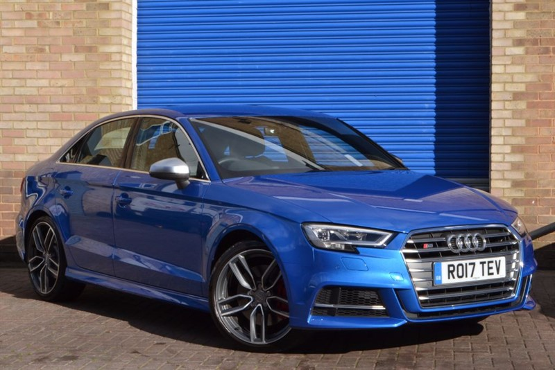 used Audi S3 TFSI quattro saloon 310PS, Big spec, save-£9000 on new in buckinghamshire