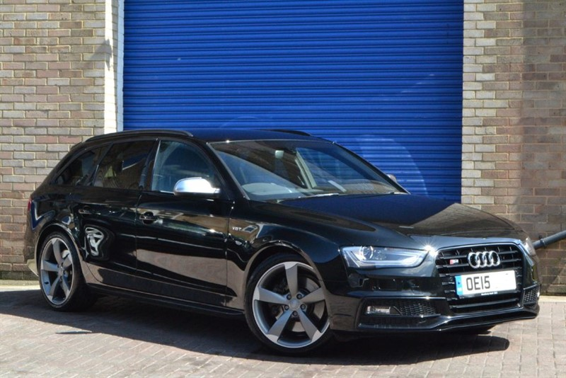 used Audi S4 Avant TFSI quattro 333 Black Edition. quattro sport diff & much more! in buckinghamshire