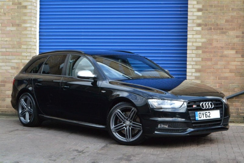 used Audi S4 Avant Wanted TFSI quattro Black Edition, Wanted For Cash in buckinghamshire